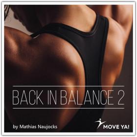 BACK IN BALANCE #2