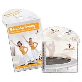 Balance Swing - Kombi Angebot: Fitness DVD + dazugehörige Musik CD (DVD+CD)