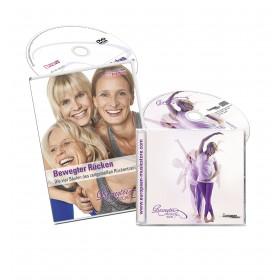 Bewegter Rücken Kombi Angebot: DVD + CD