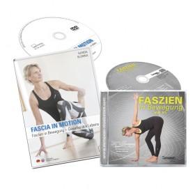 Faszien in Bewegung: DVD (2) + CD
