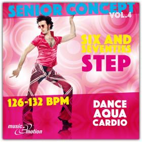 Senior Concept - Six and Seventies Step Vol. 4