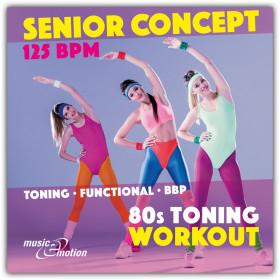 Senior Concept - 80s Toning Workout