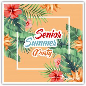 Senior Summer Party