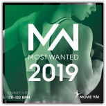 2019 Most Wanted - Chart Hits - 128-122 BPM